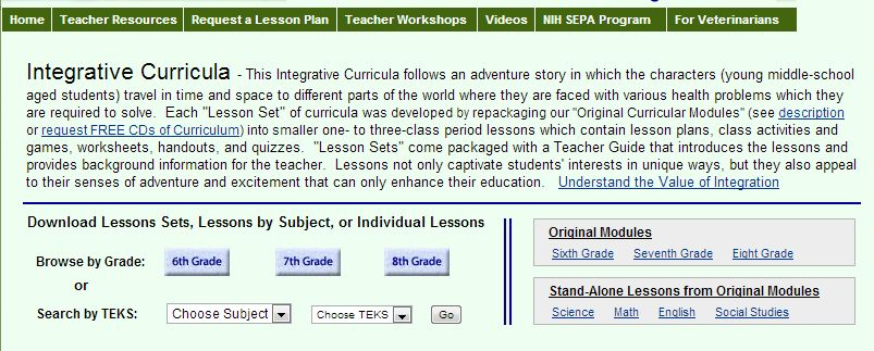 middleschool_inegrated_curriculum